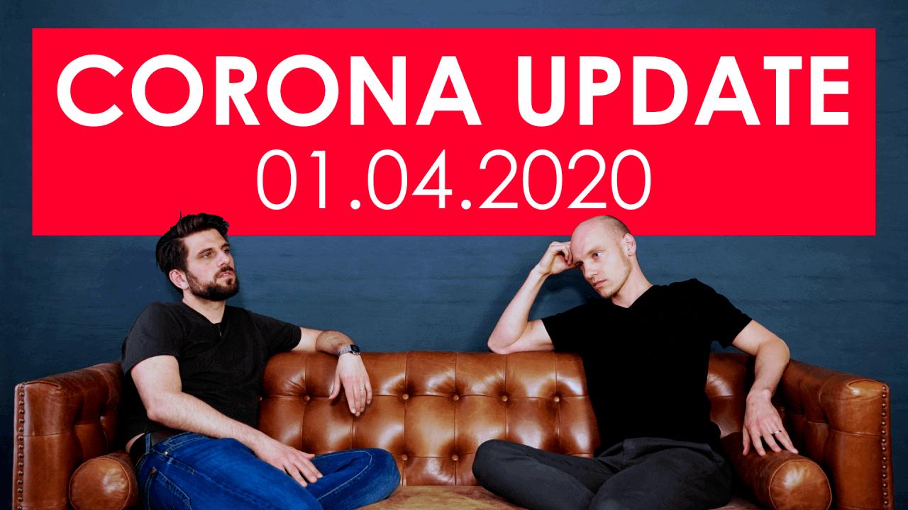 Corona Immobilien Update 01.04.2020