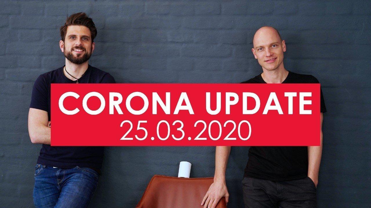 Corona Update 26.03.2020