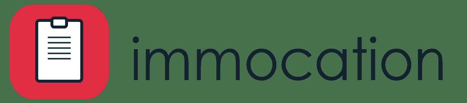 immocation