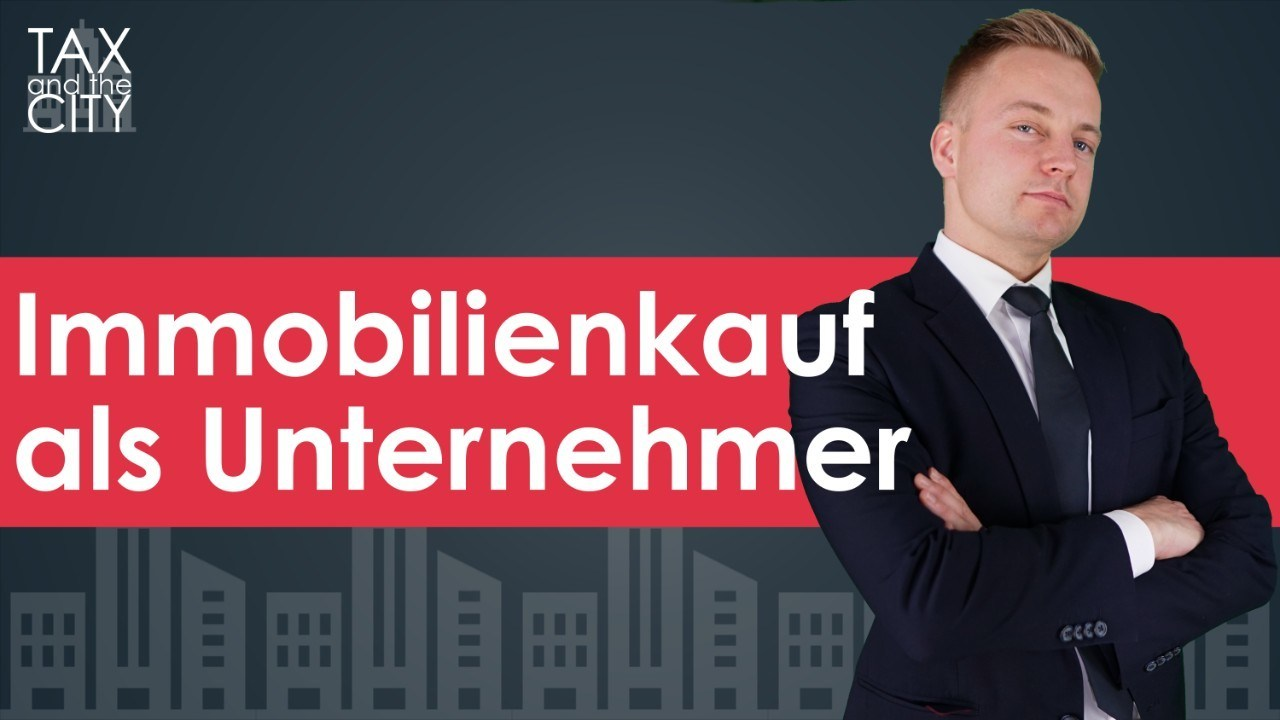 Tax & the City mit Martin Richter